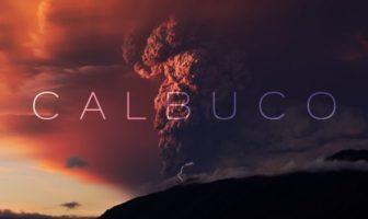 éruption du volcan Calbuco au Chili