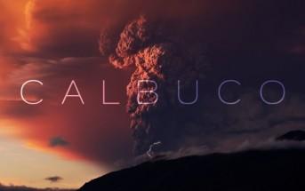 Timelapse de l'éruption du volcan Calbuco au Chili