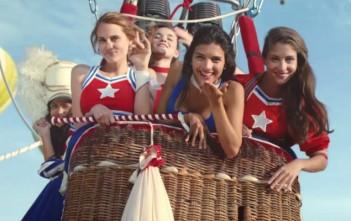 Hot Air Balloons : Perrier s'envole en montgolfière dans sa pub 2015