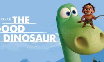 pixar 2015 : the good dinosaur / Le voyage d'Arlo