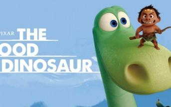 Le Voyage d'Arlo : 1er extrait du Pixar 2015 avec des dinosaures