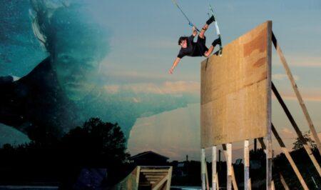 Raph Derome wakeboard