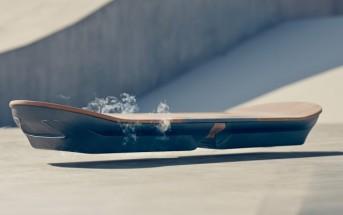 Skate volant : Lexus présente un vrai hoverboard !