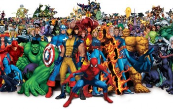 superheros marvel