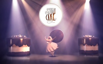 Swan Cake : quand danse classique rime avec patisserie