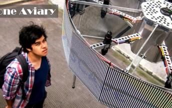 Docu-fiction : un futur où les drones civils seraient partout