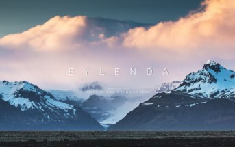 Eylenda : la beauté sauvage de L'islande en vidéo timelapse