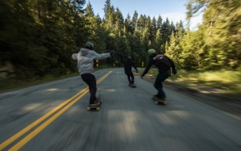 Longboard : la descente à grande vitesse de 3 riders en vidéo