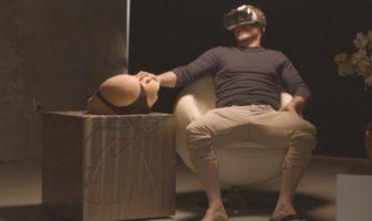 twerking butt : la paire de fesses interactive par pornhub