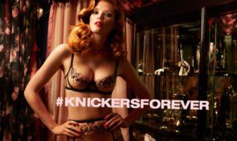 Alexina Graham knickers forever pour agent provocateur