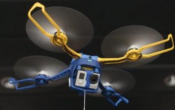 FotoKite Phi le drone qui va remplacer votre perche à selfie