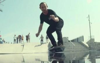 Skate volant : Lexus dévoile enfin son hoverboard en vidéo