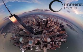 Parcourez le monde à 360° avec cette vidéo interactive