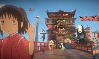 Tribute to Hayao Miyazaki