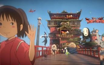 Les films cultes de Hayao Miyazaki recréés en animation 3D
