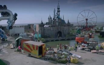 Dismaland : Banksy présente son parc anti Disneyland