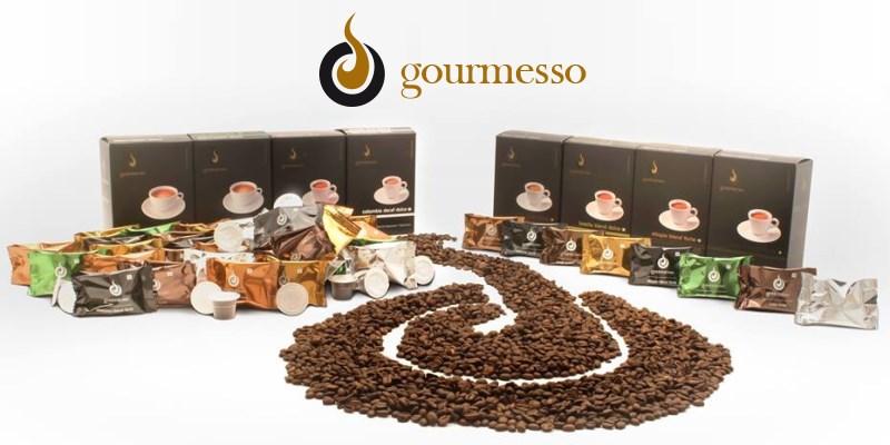 gourmesso : capsules de café pour machine Nespresso