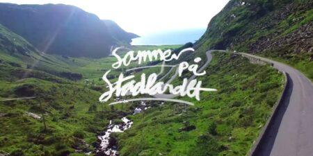 La Norvège en été