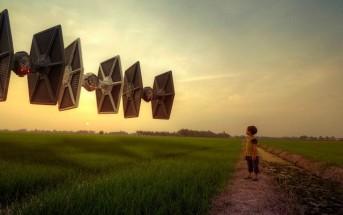 Photomanipulation : quand Star Wars débarque en Malaisie
