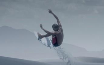 Antonym : un magnifique film de surf tourné dans le désert