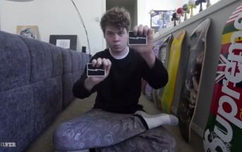 Magie : il fait flotter des cartes avec ses mains !