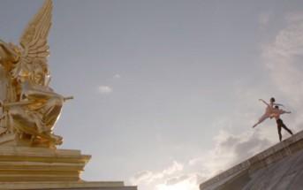 L'Ascension d'un couple de danseurs à l'opéra de Paris