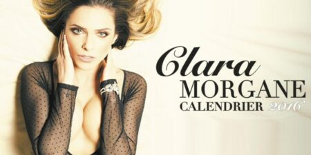 Clara Morgane : cendrier 2016