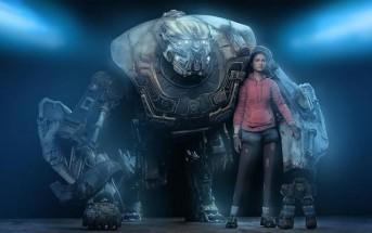 NO-A : le robot prêt à tout pour sauver une jeune fille