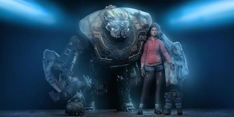 NO-A : court-métrage d'animation science-fiction de Liam Murphy