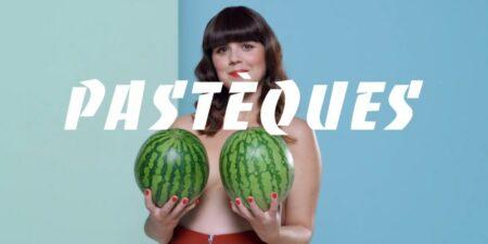 nom des seins : pastèques