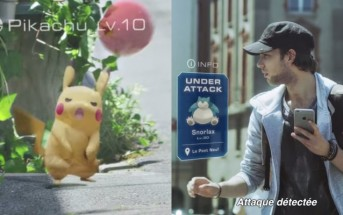Pokémon GO : l'application mobile en réalité augmentée