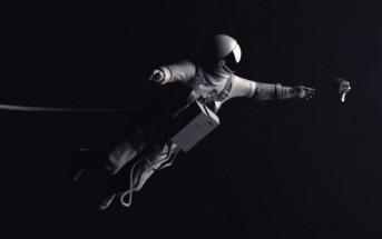 Swedish Satellite Pack : une pub Adidas dans l'espace