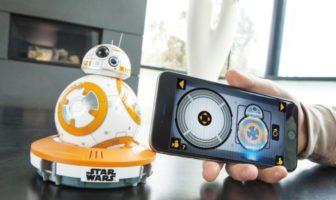 Sphero BB-8 : pilotez le droid Star Wars d'un smartphone