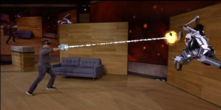 Project Xray Microsoft HoloLens