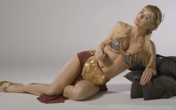 La playmate Sara Underwood passe les auditions Star Wars