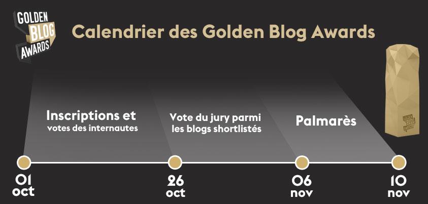 calendrier golden blog awards 2015 - gba6