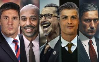 Foot : à quoi ressembleront Messi et Ronaldo dans 20 ans ?