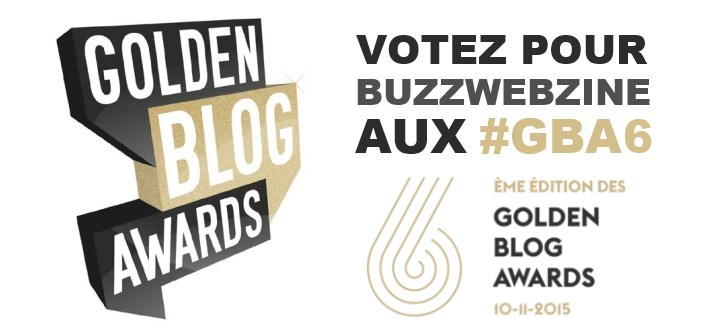 golden blog awards 2015 - gba6 - buzzwebzine