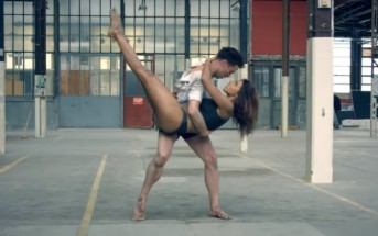 Medicine : film de danse avec Shy'm sur une histoire d'amour