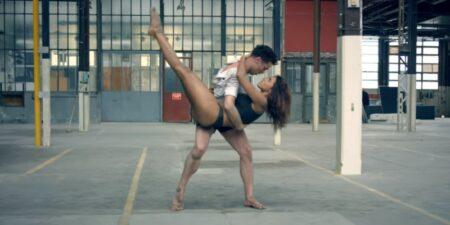 medecine : film de danse avec shym
