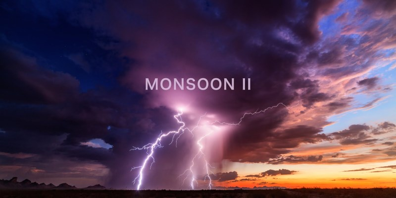 monsoon 2 du chasseur d'orage Mike Olbinski
