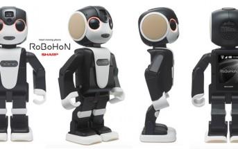 RoBoHoN : le petit robot qui remplace votre smartphone