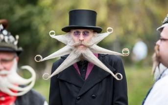 Top 10 des plus belles barbes et moustaches du monde