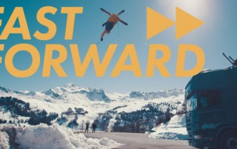 Fast Forward : une course-poursuite de dingue en ski