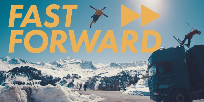 FAST FORWARD - Kevin Rolland / Julien Regnier - ski Movie