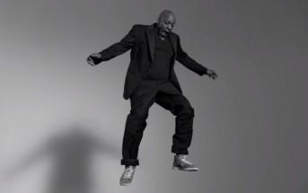Oxmo Puccino au ralenti et en apesanteur dans le clip Slow Life