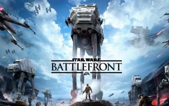Star Wars Battlefront :le jeu vidéo en ligne enfin disponible !