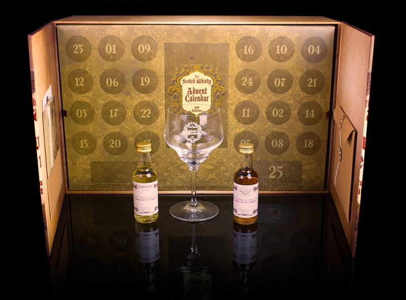 The Scotch Whisky Advent Calendar 2015