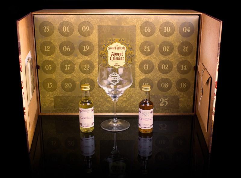 The Scotch Whisky Advent Calendar 2015