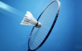 Insolite : il joue au badminton tout seul grâce au vent !